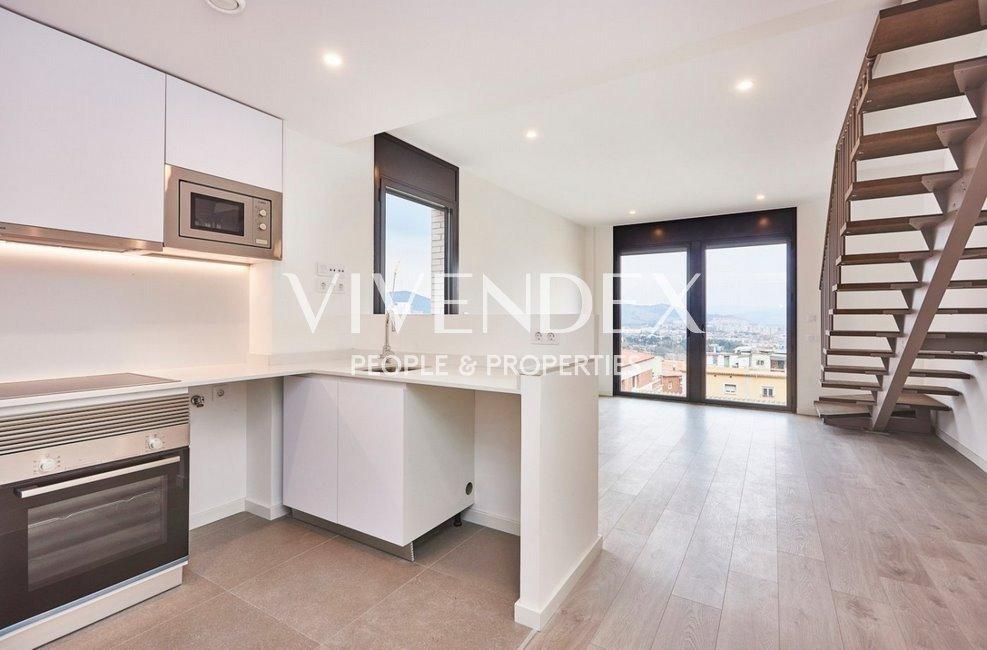 atic-duplex en barcelona · la-teixonera 1400€