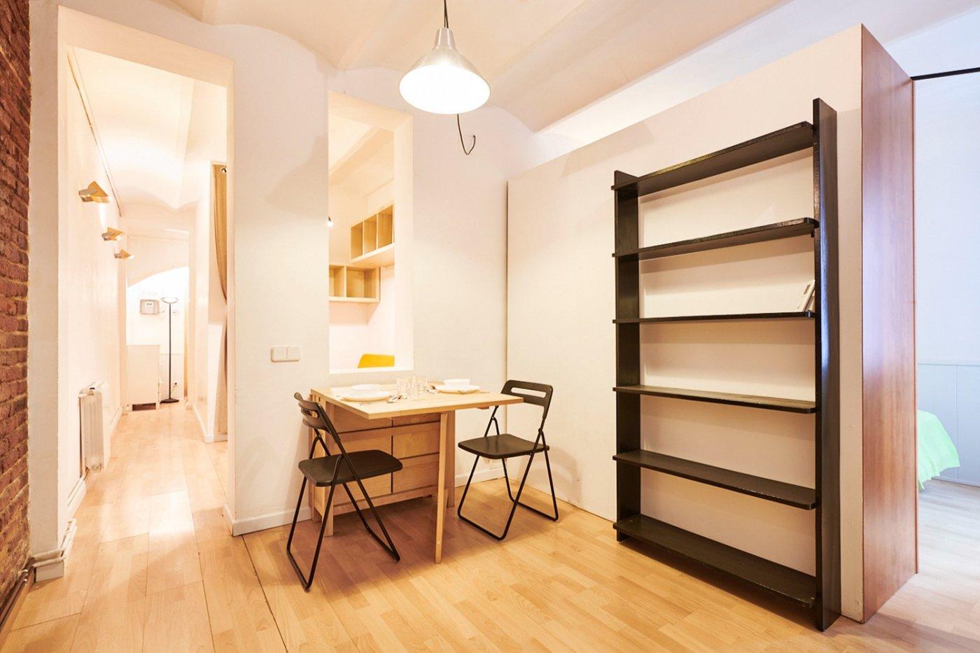 piso en barcelona · el-poble-sec 147000€