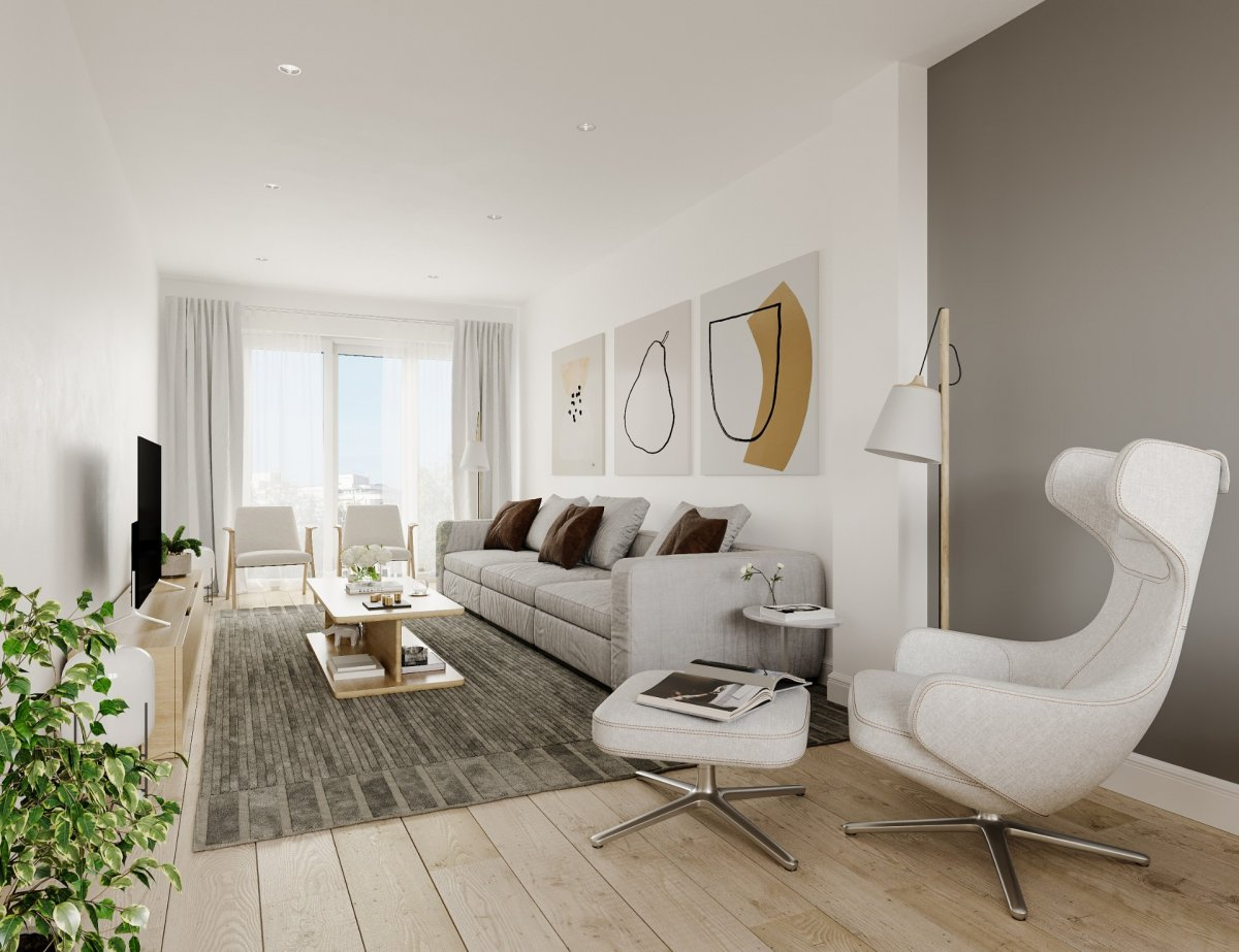 Penthouse for sale in La Sagrera, Barcelona