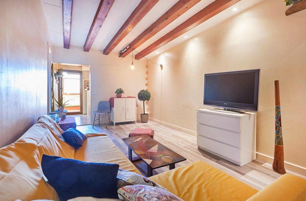 piso en barcelona · vila-de-gracia 323000€