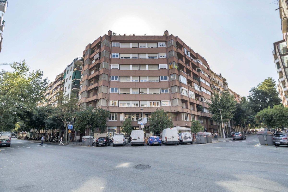 oficina en barcelona · la-nova-esquerra-de-l´eixample 490000€