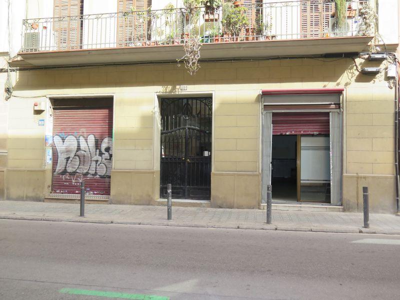 local-comercial en barcelona · vila-de-gracia 140000€