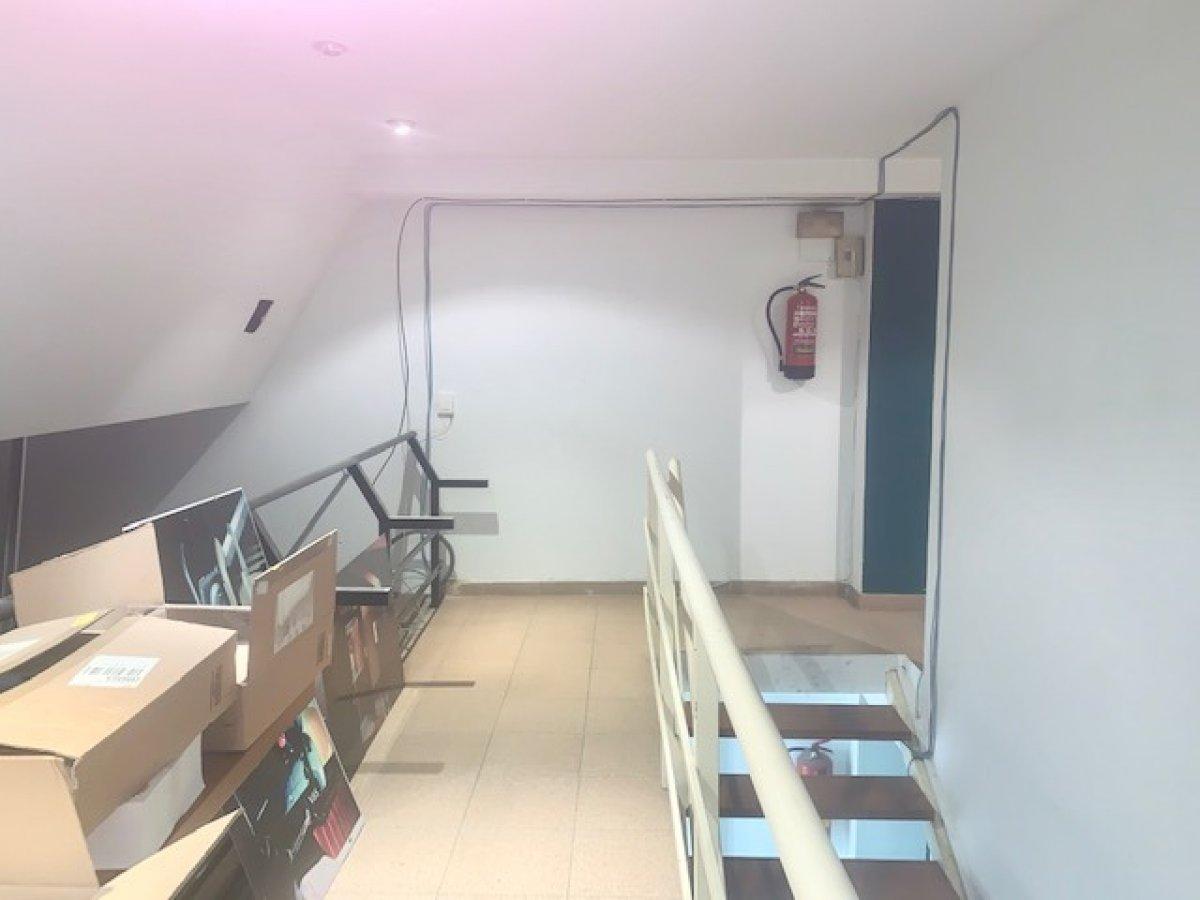 Local delicias- torres quevedo.- planta calle, altillo, sótano y garaje. alquiler o venta - imagenInmueble12