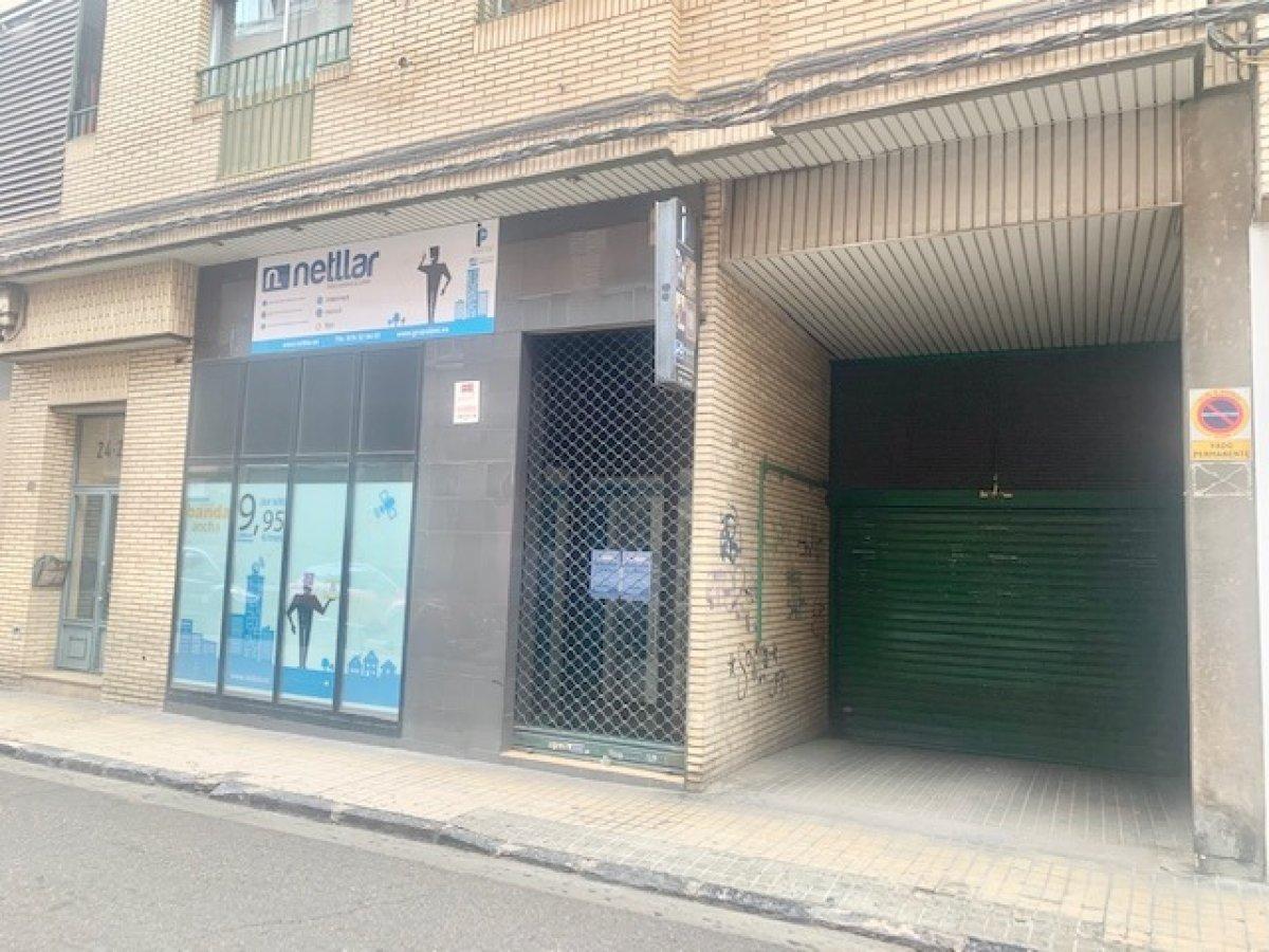 Local delicias- torres quevedo.- planta calle, altillo, sótano y garaje. alquiler o venta - imagenInmueble3