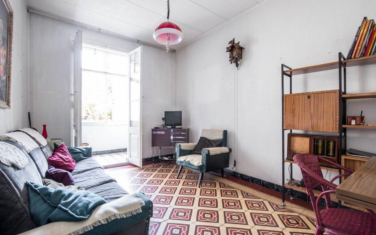 piso en barcelona · camp-d-en-grassot-i-gracia-nova 360000€