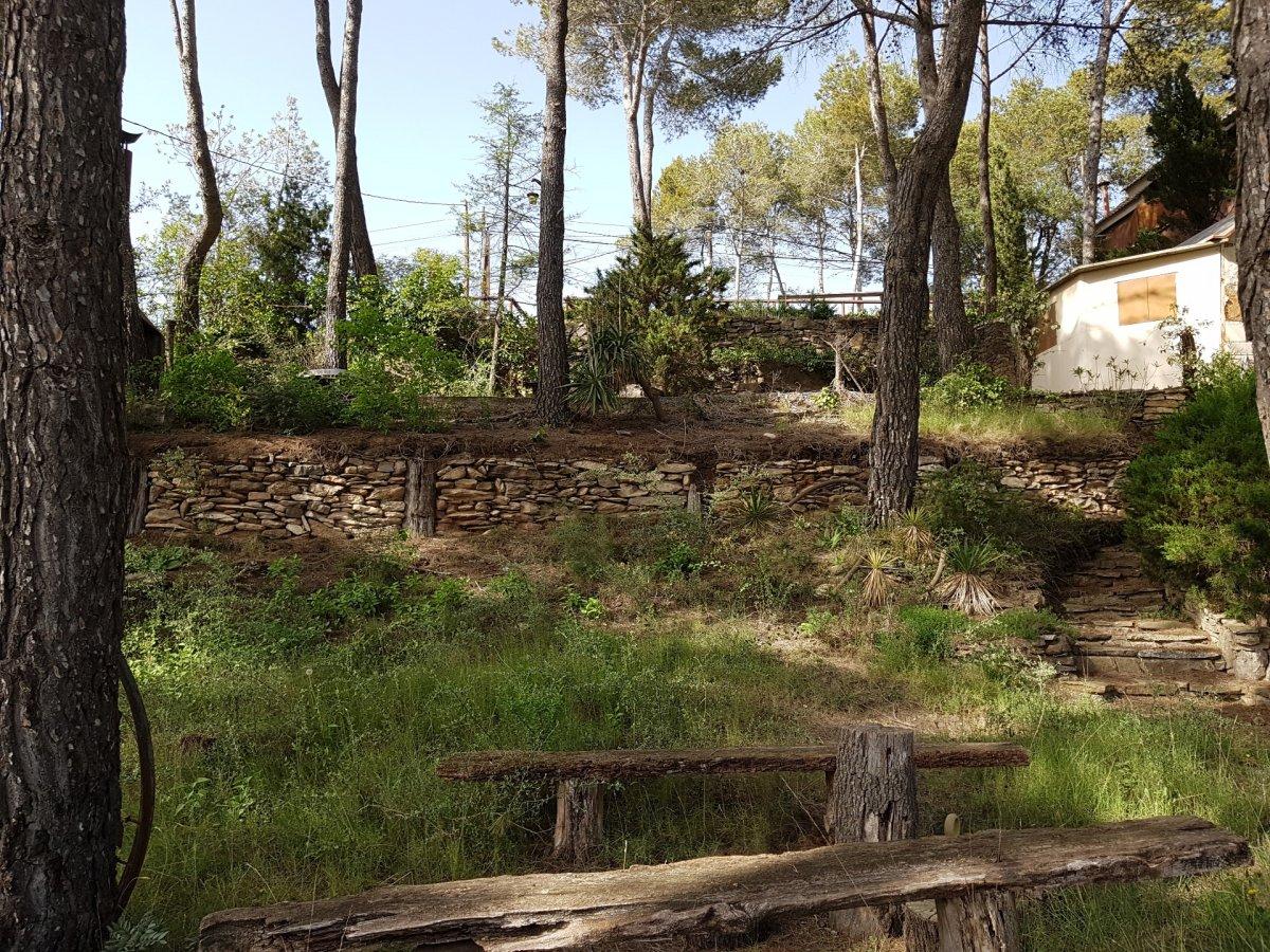 Parcel·la en venda a la urbanizació El Serrat