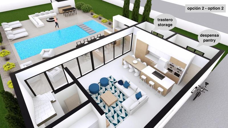 Casa en venta en Benidorm