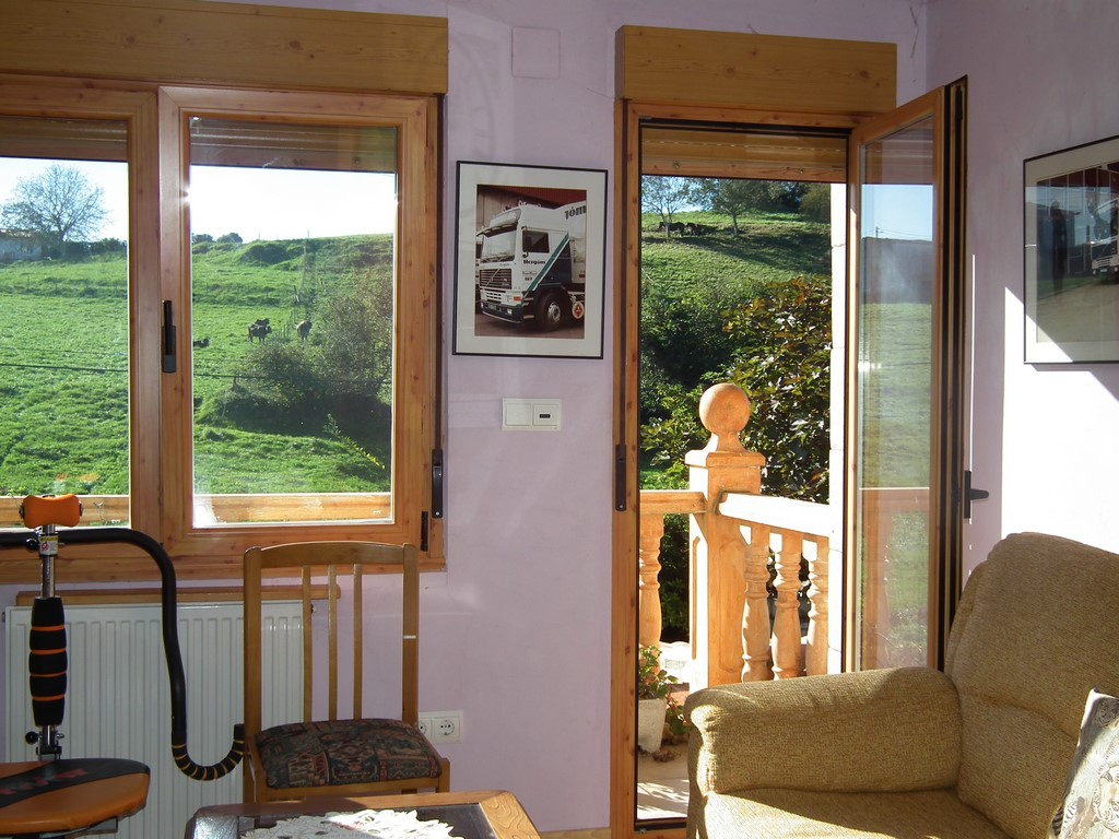 Chalet en Lamadrid - Cantabria