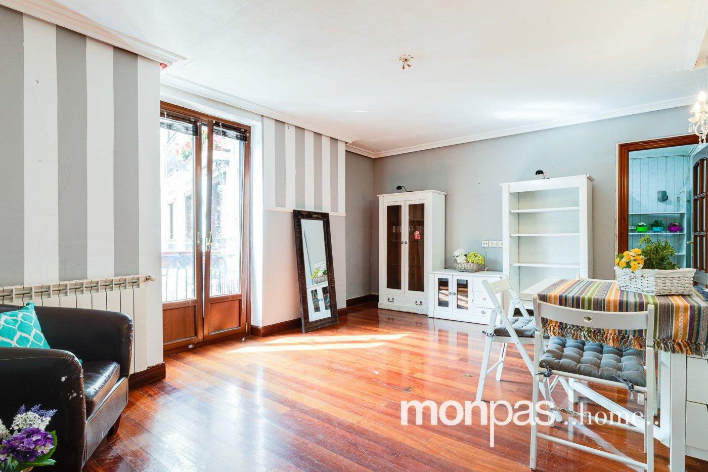 piso en hernani · centro 275000€