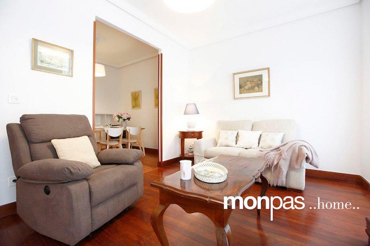 piso en donostia-san-sebastian · centro 1200€