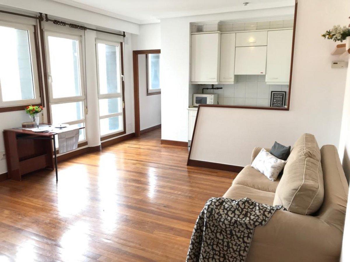 piso en donostia-san-sebastian · amara 850€