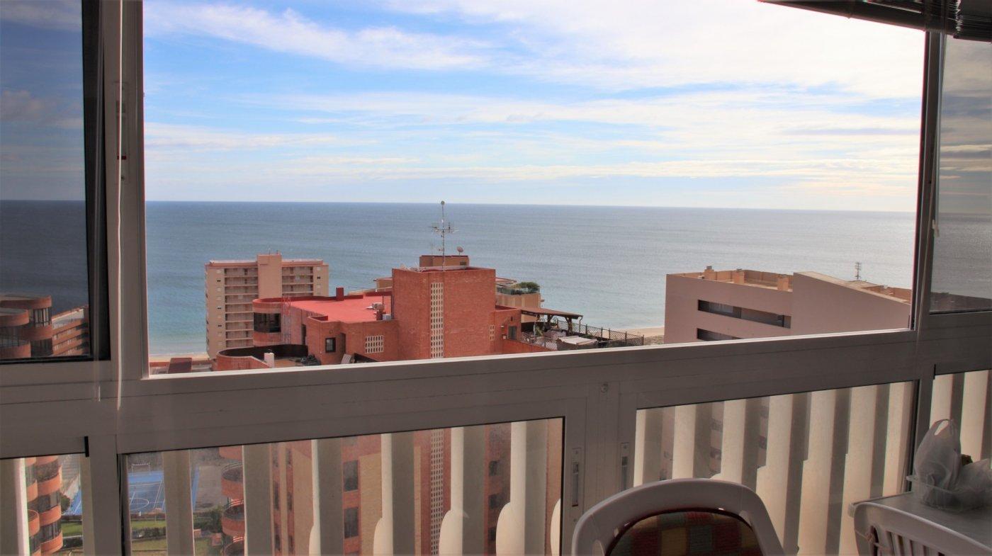 Apartment for rent in Los Arenales del Sol - Tercera linea playa, Elche