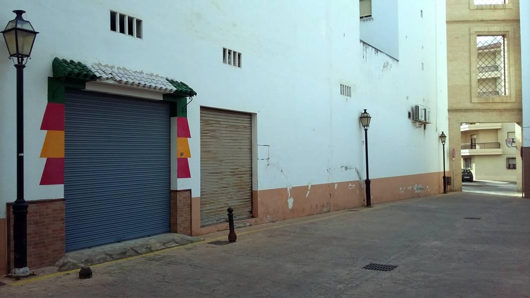 garaje en antequera · avenida-de-la-legion 29000€