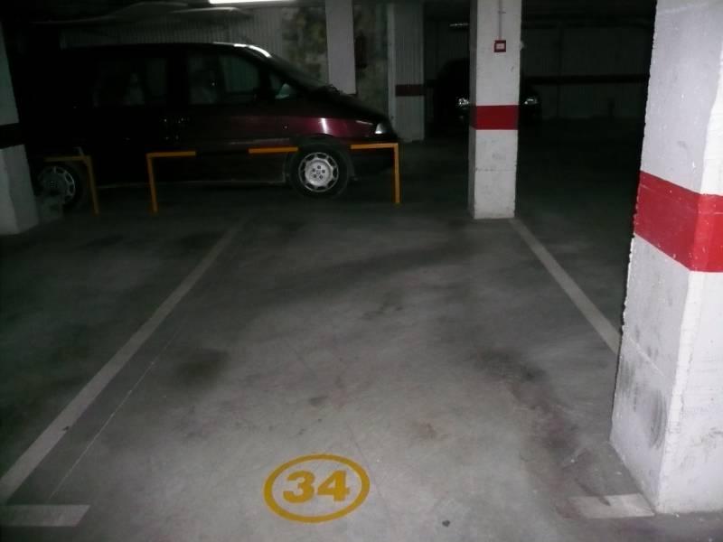 garaje en antequera · calzada---carrera 60€