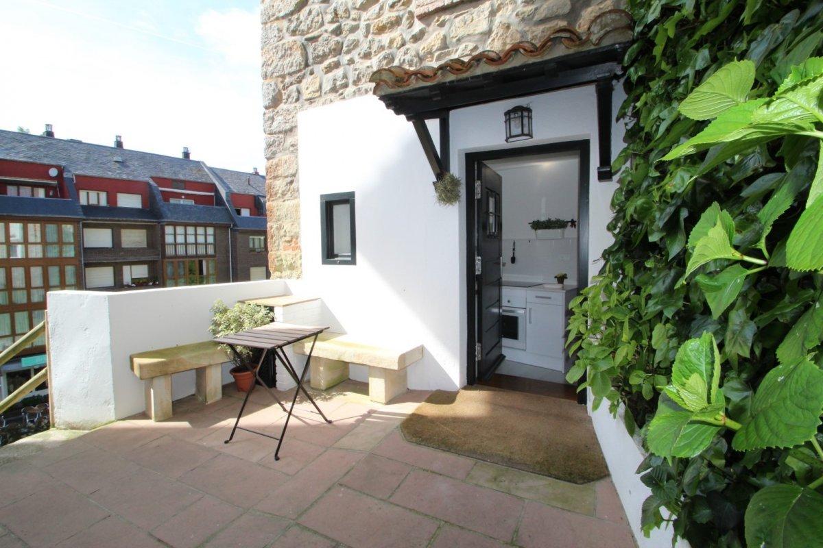 Apartamento en venta en Comillas  de 1 Habitación, 1 Baño y 44 m2 por 83.000 €.