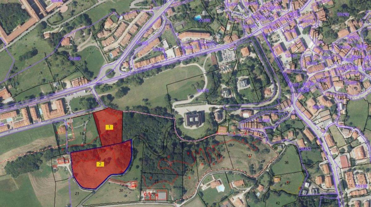 Terreno rural en venta en Comillas  por 289.050 €.