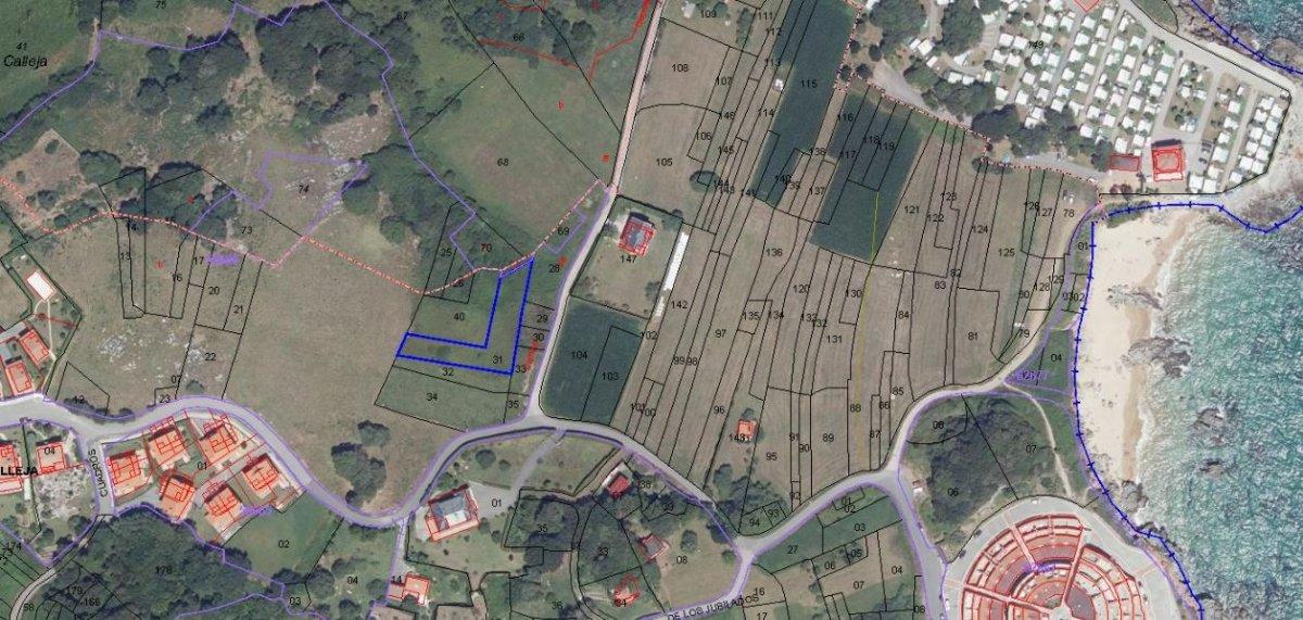 Parcela rústica en venta en Arnuero zona Isla