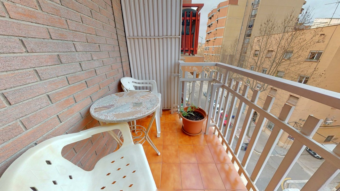 piso en barcelona · el-clot 290000€