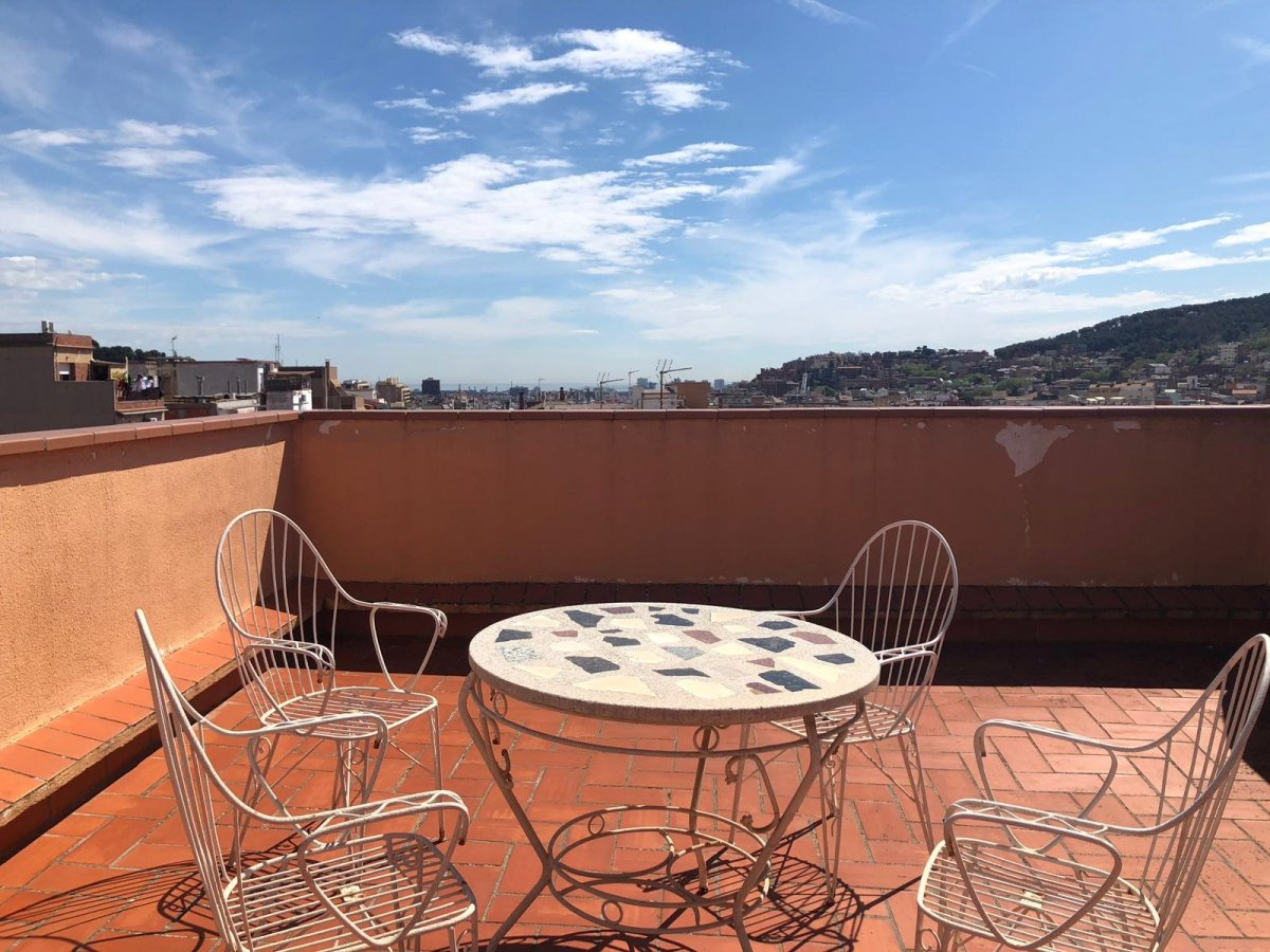 Penthouse - Ready To Move And Live - Horta - Barcelona