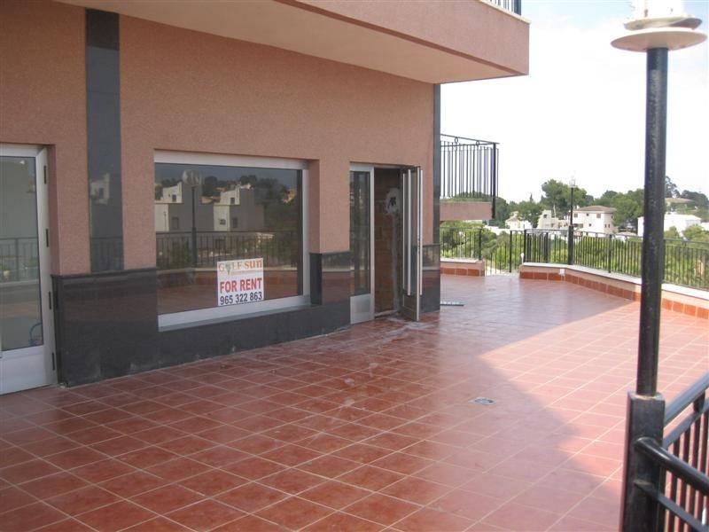 Commercial Unit - Bedrijfspanden te koop - Orihuela Costa - Los Altos