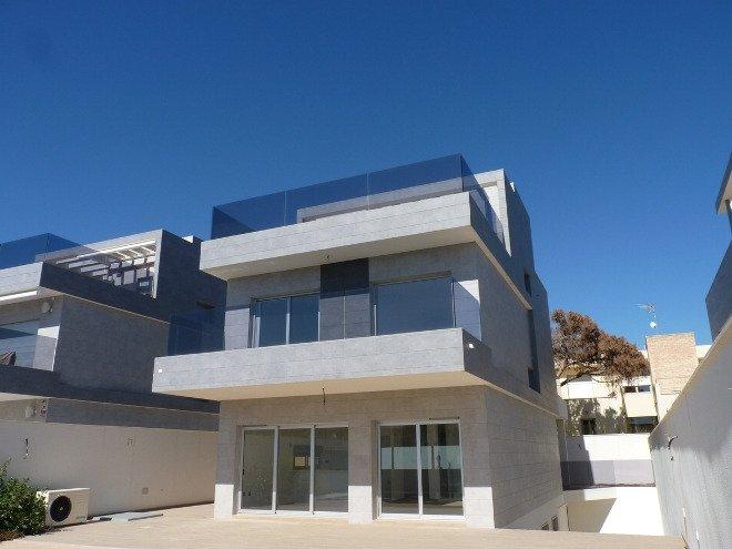 Chalet - Nueva construcción  - Pilar de la Horadada - Torre de la Horadada