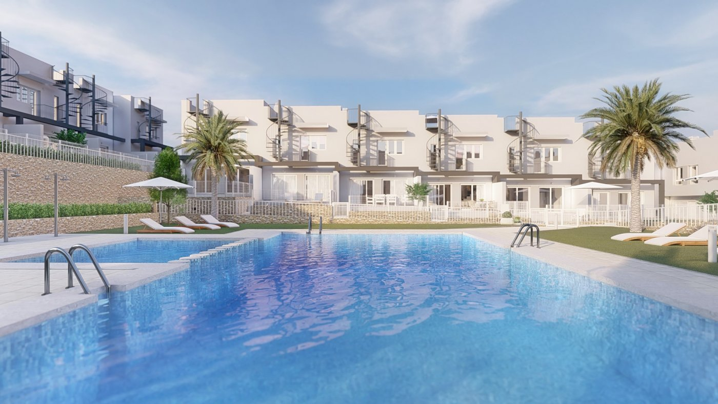 Townhouse - New Build - Monforte del Cid - Alenda Golf