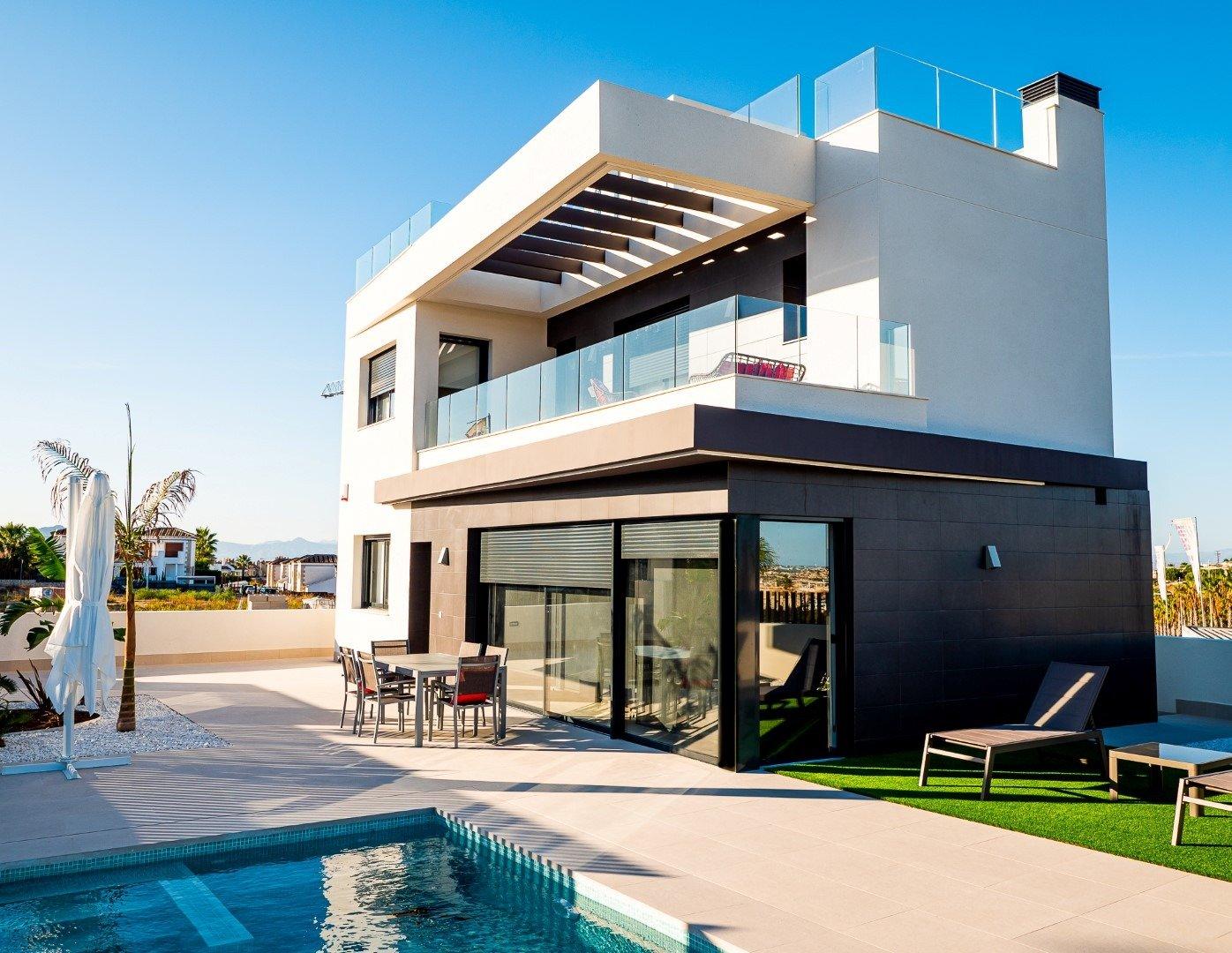 Chalet - Nueva construcción  - Algorfa - La Finca Golf Resort