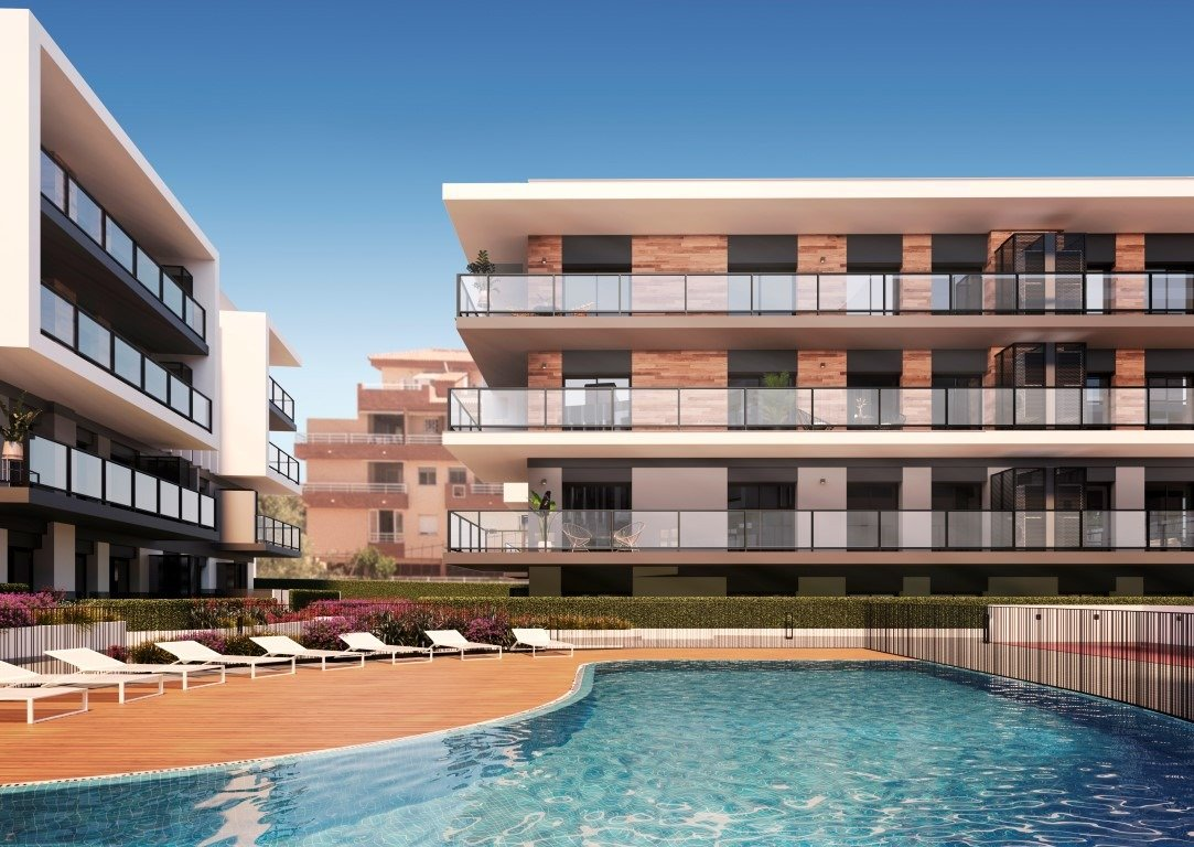 Apartment - New Build - Jávea - Xàbia - Pueblo