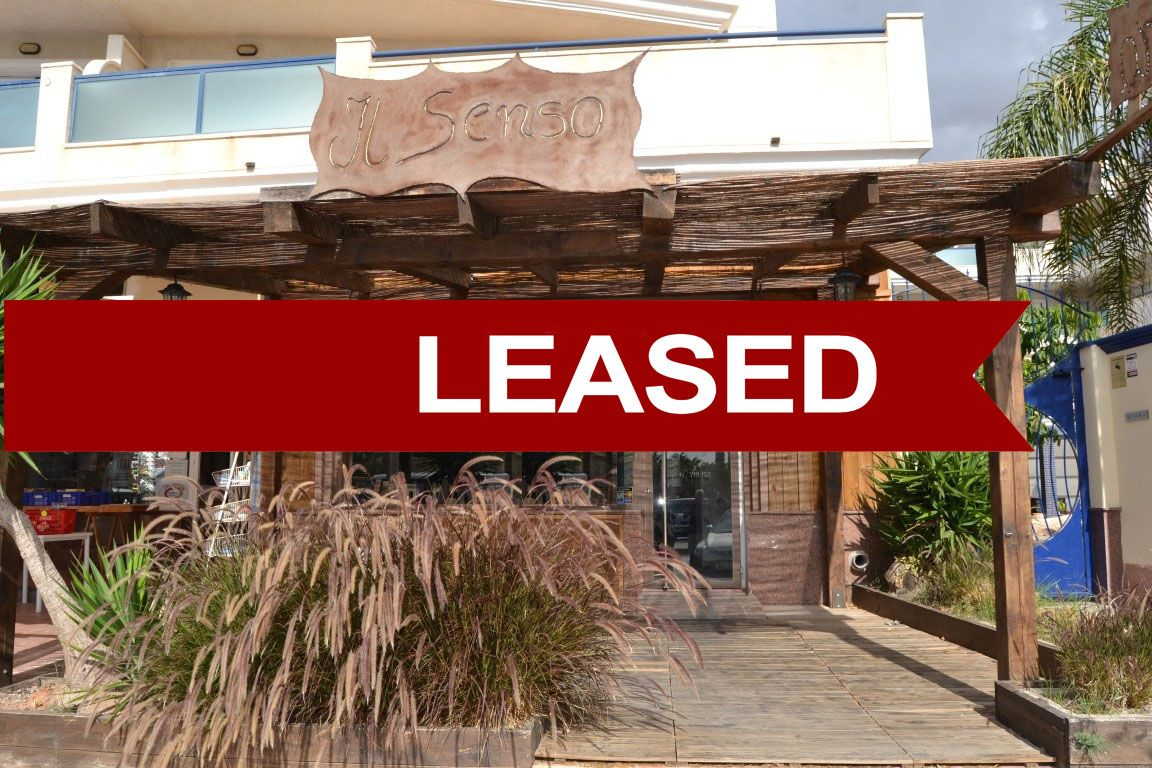 Commercial Unit - Commercial Leasehold - Orihuela Costa - Cabo Roig