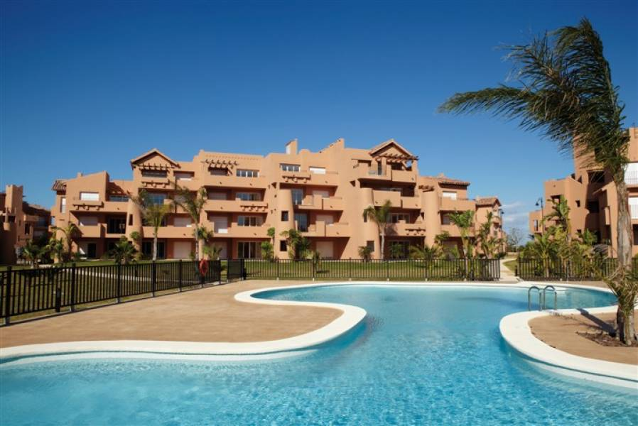 Apartment - Resale - Torre Pacheco - Mar Menor Golf Resort