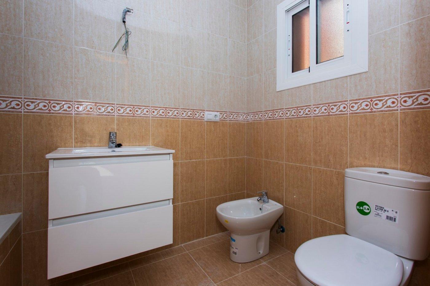 2 slaapkamer rijhuizen in Balsicas