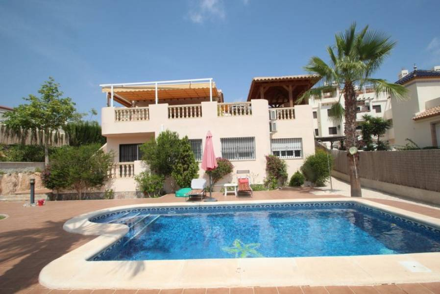 Detached - Bestaande bouw - Orihuela Costa - Las Ramblas Golf
