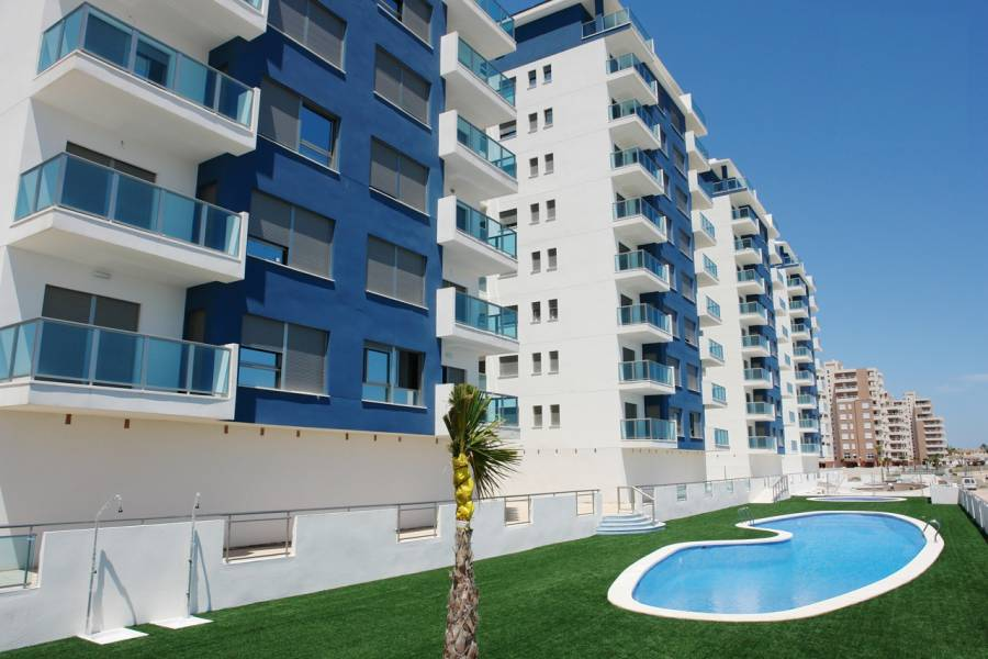 Appartement - Nieuwbouw - San Javier - La Manga del Mar Menor