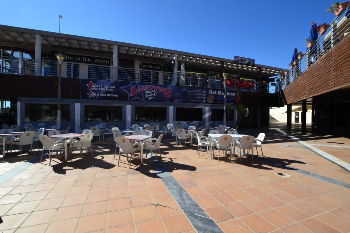 Commercial Unit - Bedrijfspanden te koop - Orihuela Costa - Playa Flamenca