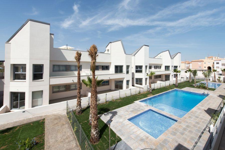 Appartement - Nieuwbouw - Torrevieja - La Veleta