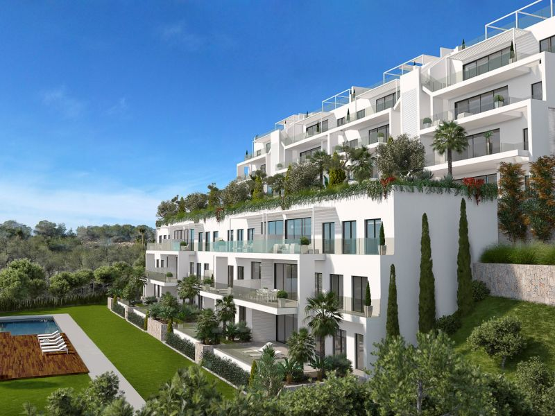 Apartment - Nieuwbouw - Campoamor - Las colinas golf