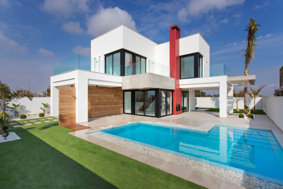 Detached - New Build - Los Alcázares - Los Alcazares