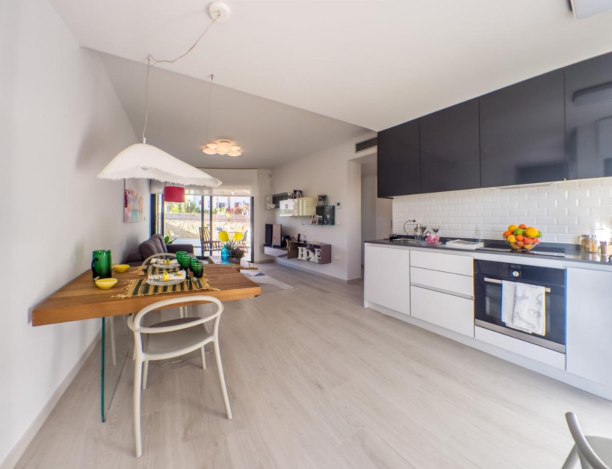 Moderne 2 slaapkamer appartementen gelegen in Villamartin