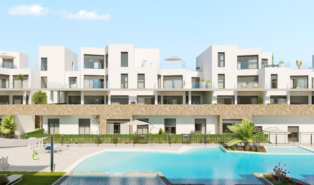 Apartmento - Nueva construcción  - Orihuela Costa - Villamartin