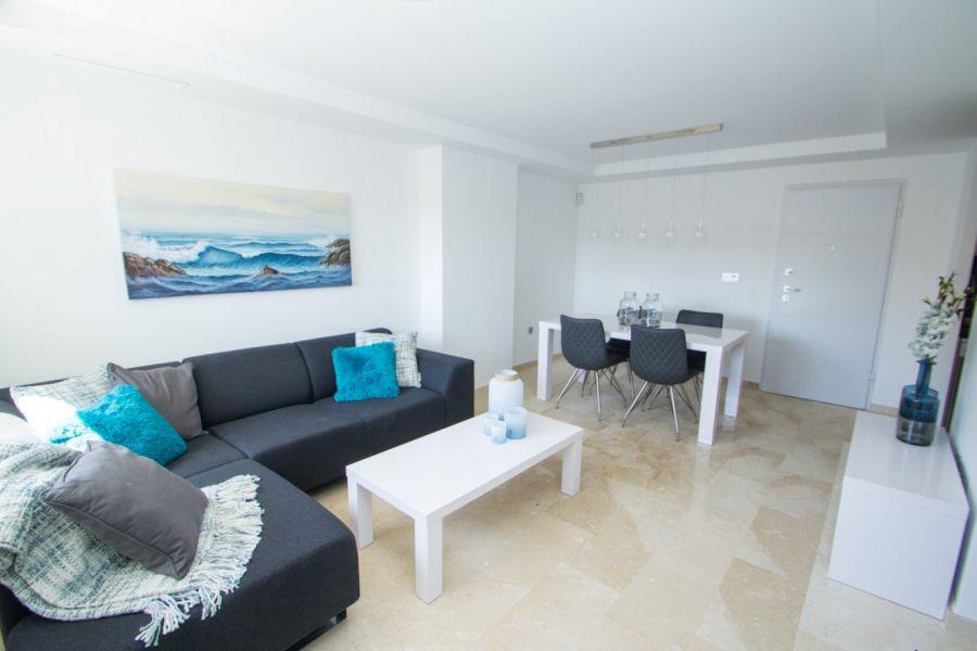 Lägenhet i Orihuela Costa (Las Filipinas)