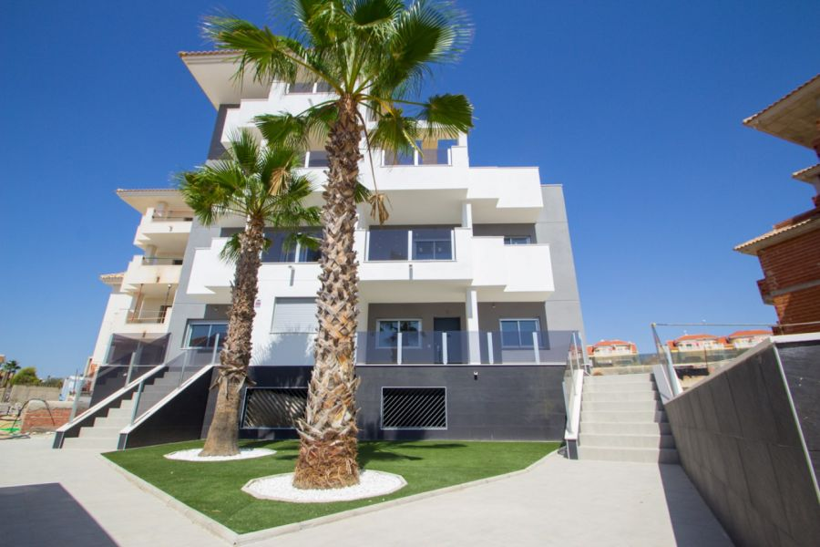 Apartment - New Build - Orihuela Costa - Las Filipinas