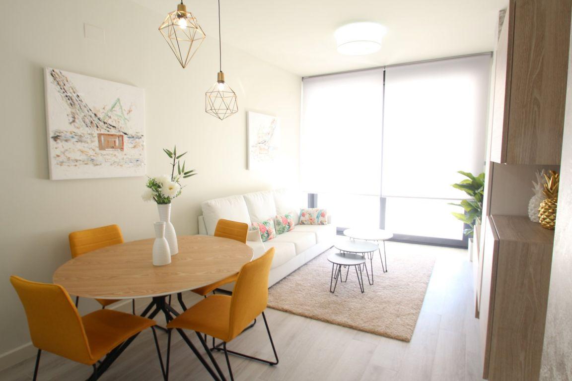 Nieuwe moderne appartementen in Guardamar del Segura