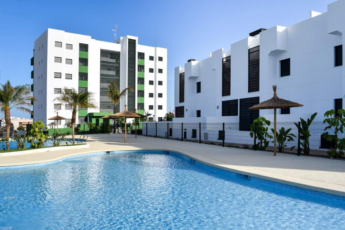 Apartment - New Build - Pilar de la Horadada - Mil Palmeras