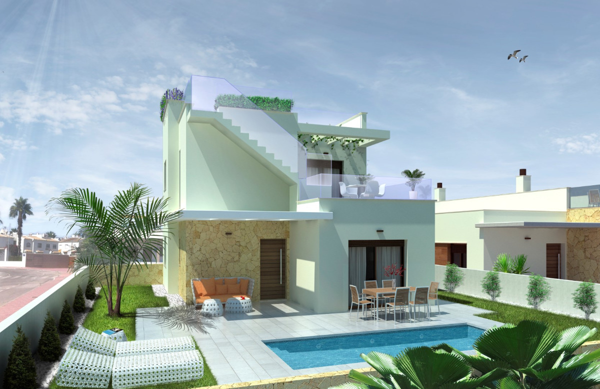 Detached - New Build - Rojales - Rojales