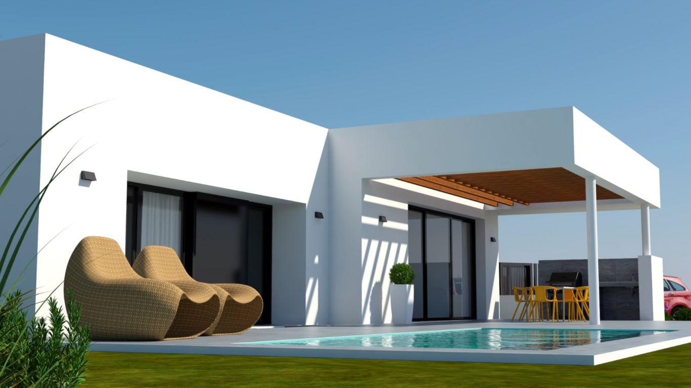Detached - New Build - San Miguel de Salinas - San Miguel de Salinas