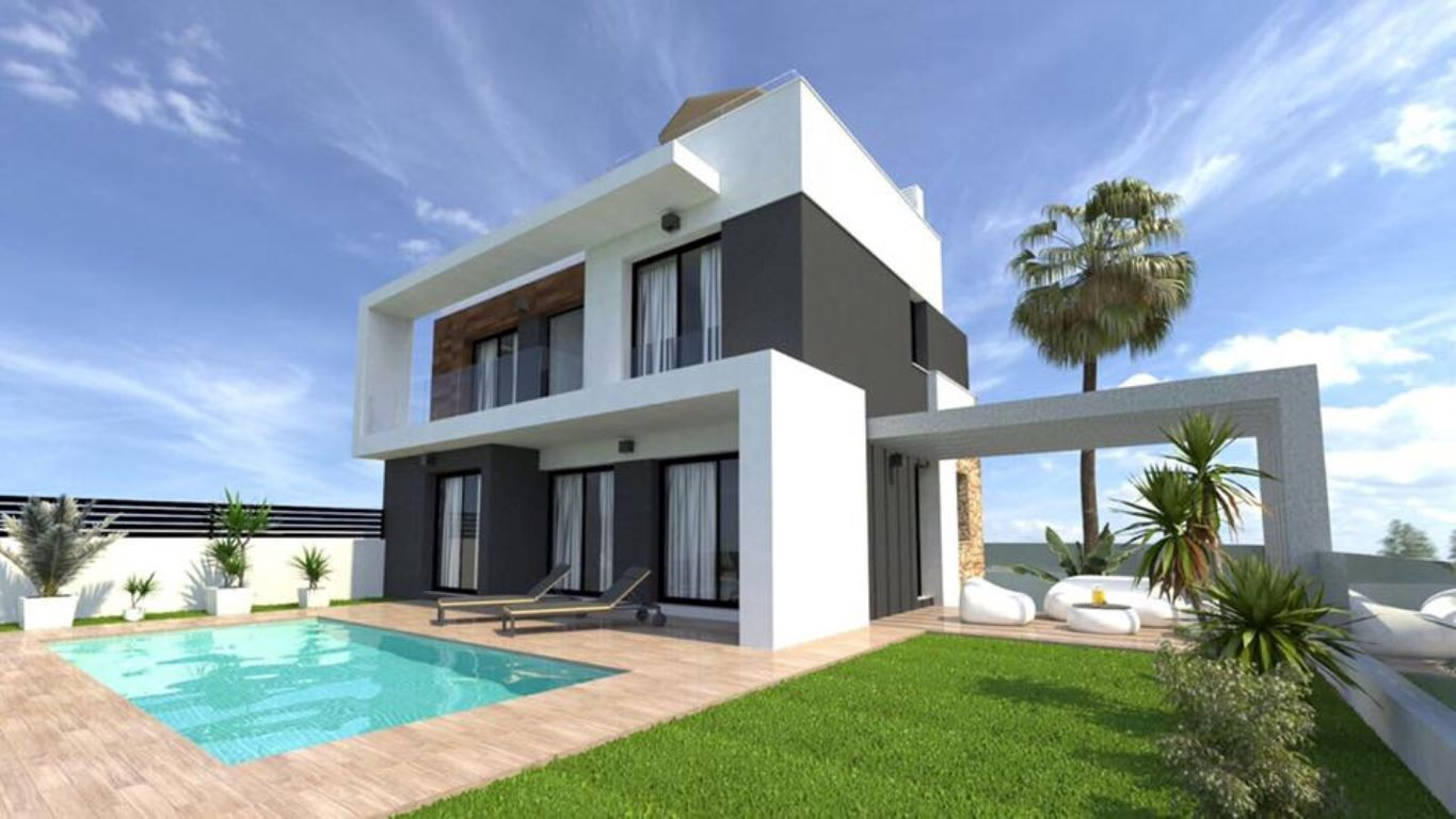 Villa - For Sale - Orihuela Costa - Lomas de Cabo Roig