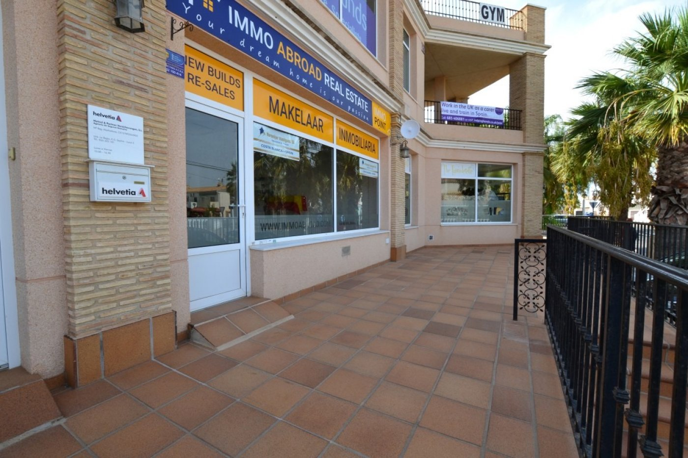 Commercial Unit - Kommersiell Freehold - Orihuela Costa - La Regia