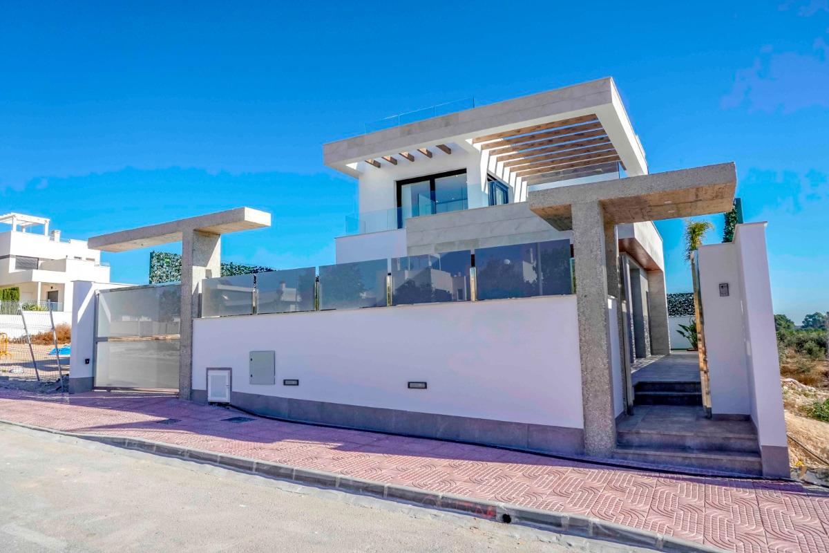 Detached - New Build - Rojales - Ciudad Quesada