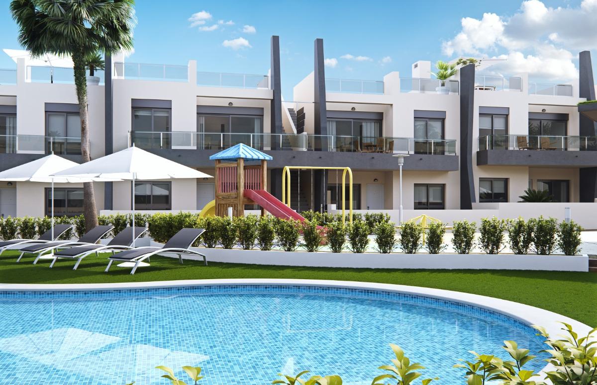 Apartment - New Build - Pilar de la Horadada - Torre de la Horadada