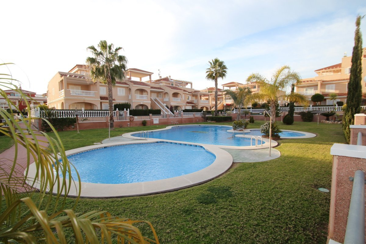 Apartment - Bestaande bouw - Orihuela Costa - Playa Flamenca